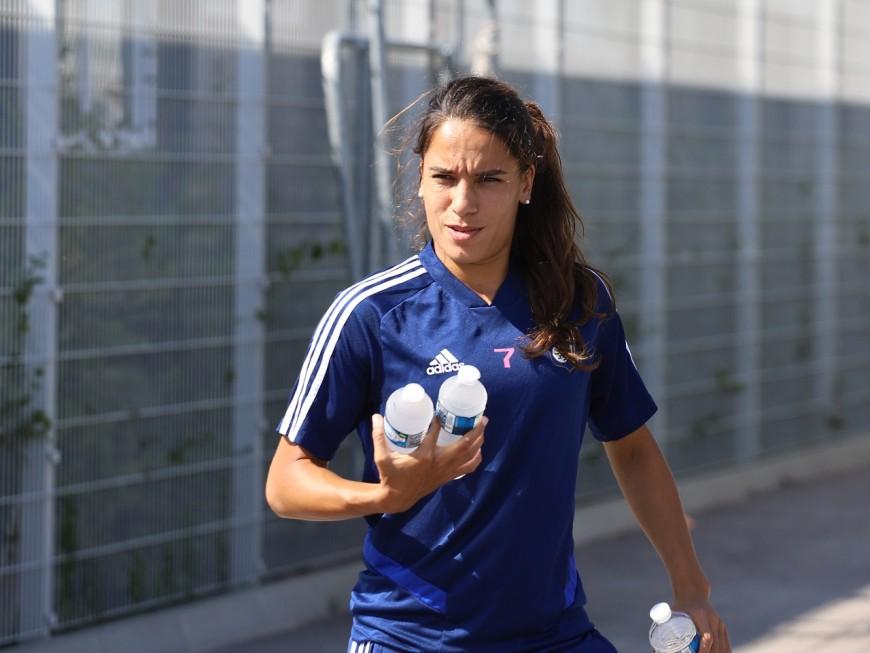 OL féminin : Amel Majri potentiellement forfait pour l'Equipe de France
