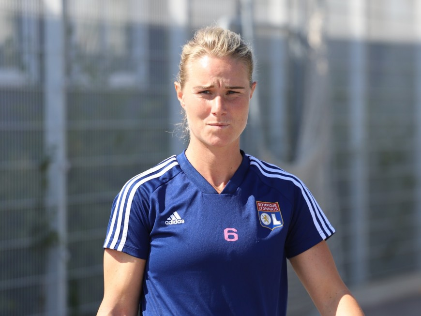 Equipe de France: la direction de l'OL en colère après la non-sélection d'Amandine Henry