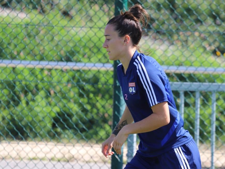 OL : Lucy Bronze élue joueuse de l'année par l'UEFA