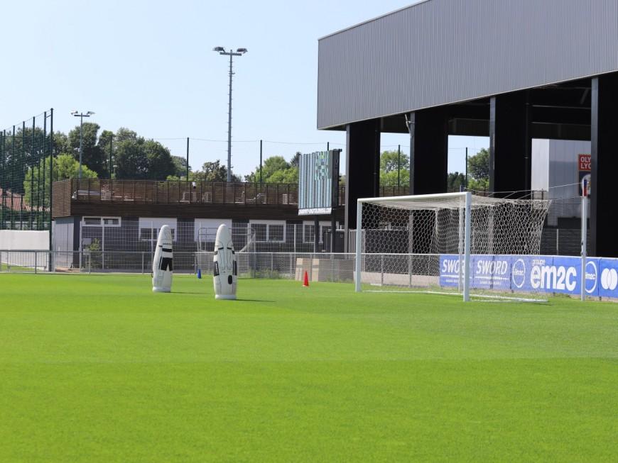 Coupe de France : l'OL prête le Groupama Training Center pour Limonest-Dijon
