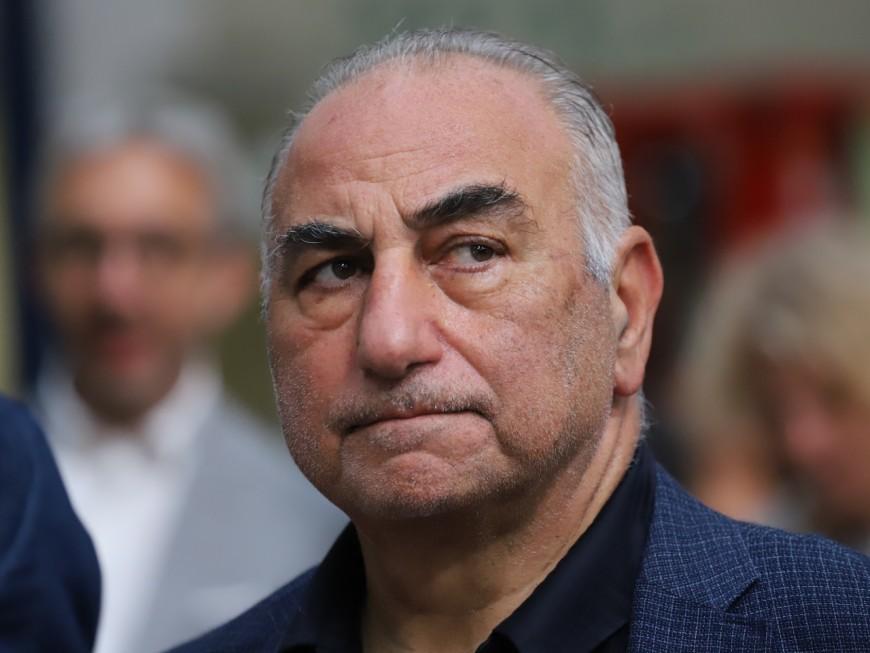Municipales : pas invité au débat de BFM Lyon, Georges Képénékian s'indigne