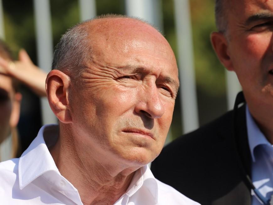 """Mort de Jacques Chirac : """"j'avais pour l'homme d'Etat qu'il était un profond respect"""" selon Gérard Collomb"""