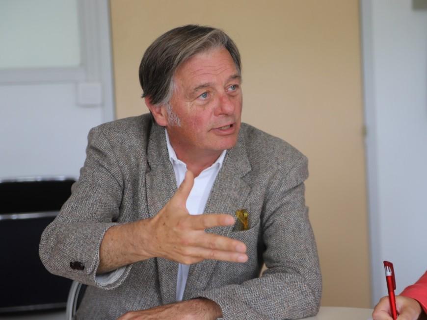 Réforme des retraites : la CGT perturbe une réunion du député Cyrille Isaac-Sibille