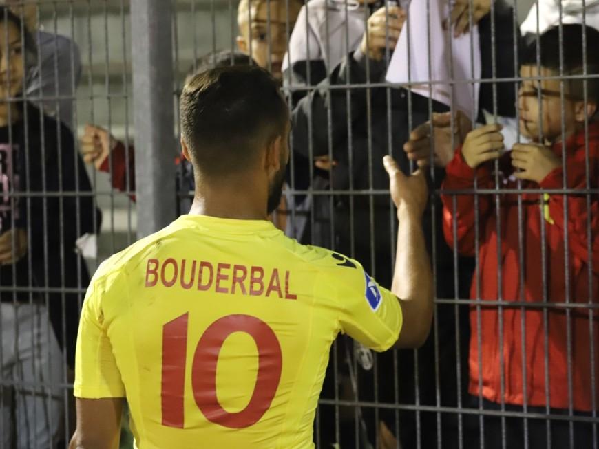 Rafik Bouderbal quitte le Sporting Club de Lyon