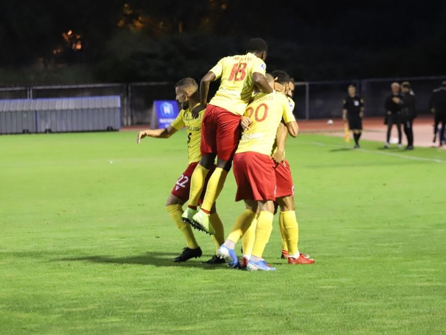 National : le SC Lyon s'offre le derby, Villefranche confirme