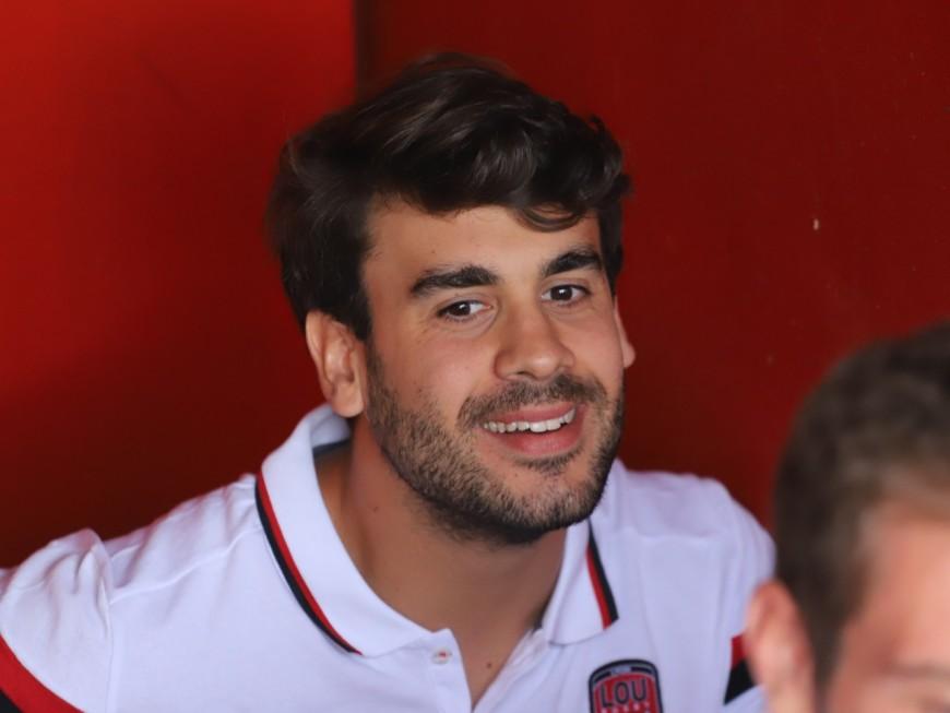 Patricio Fernandez quitte le LOU Rugby et rejoint Perpignan