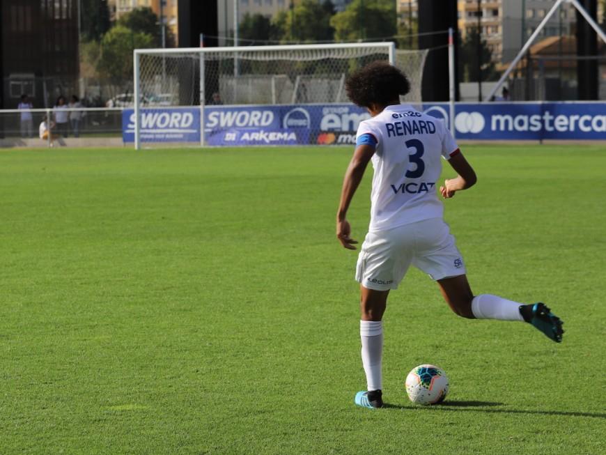 OL féminin: les Lyonnaises s'imposent pour leur retour en championnat (4-0)