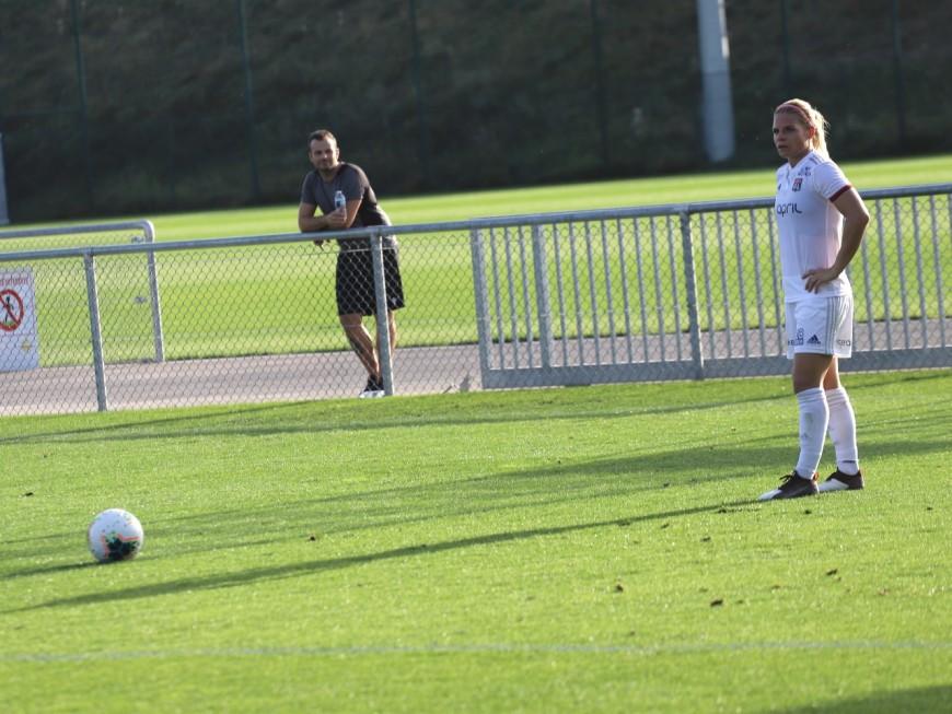 Face à Montpellier, l'OL féminin n'a pas tremblé (5-0)