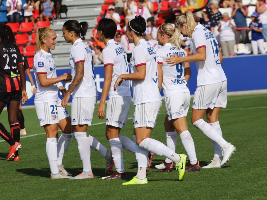 Wolfsburg-OL féminin: les Lyonnaises remportent leur septième Ligue des Champions(3-1)