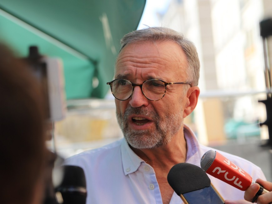 Municipales à Lyon : Etienne Blanc (LR) vole la vedette à Grégory Doucet (EELV) dans notre dernier sondage Opinion Way