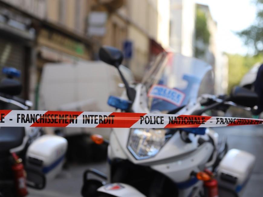 Près de Lyon: mort mystérieuse d'un homme à son domicile
