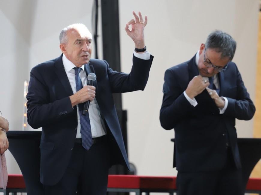 Députés pro-Kimelfeld : Gérard Collomb demande à Emmanuel Macron d'intervenir