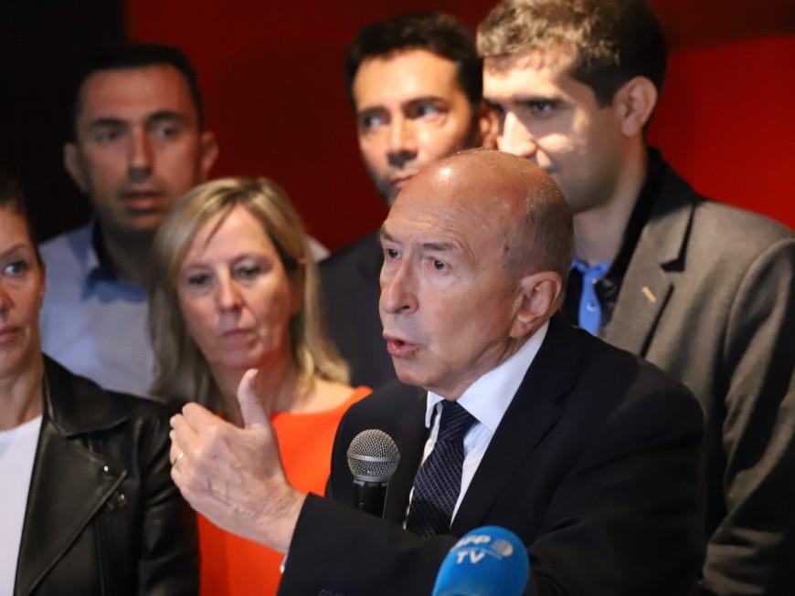 Métropolitaines : le MoDem officialise son soutien à Gérard Collomb