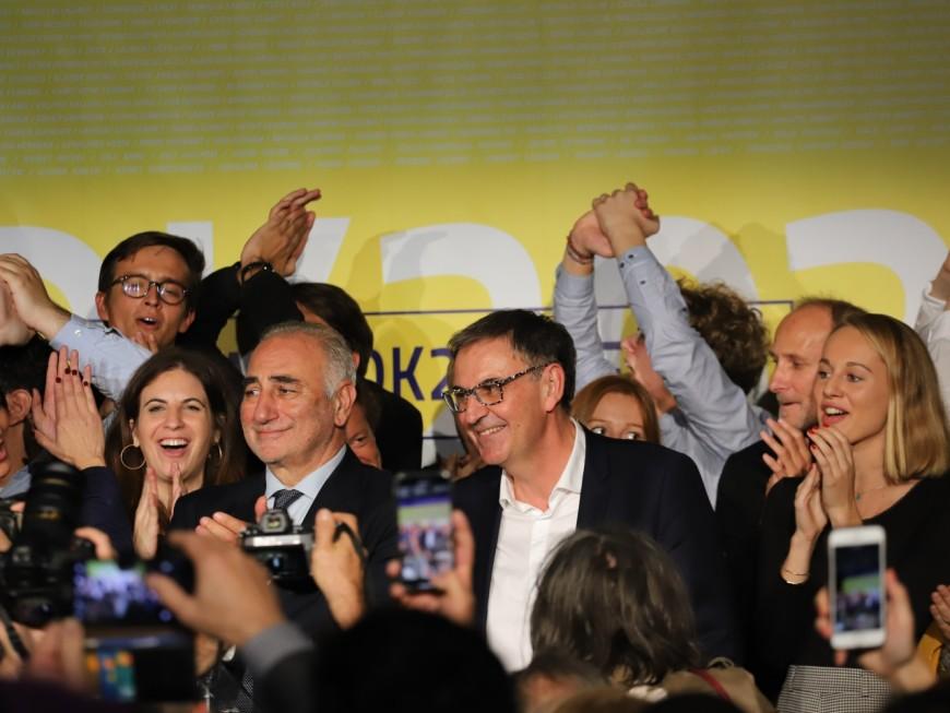 Ville de Lyon : les élus pro-Kimelfeld et Képénékian créent un groupe