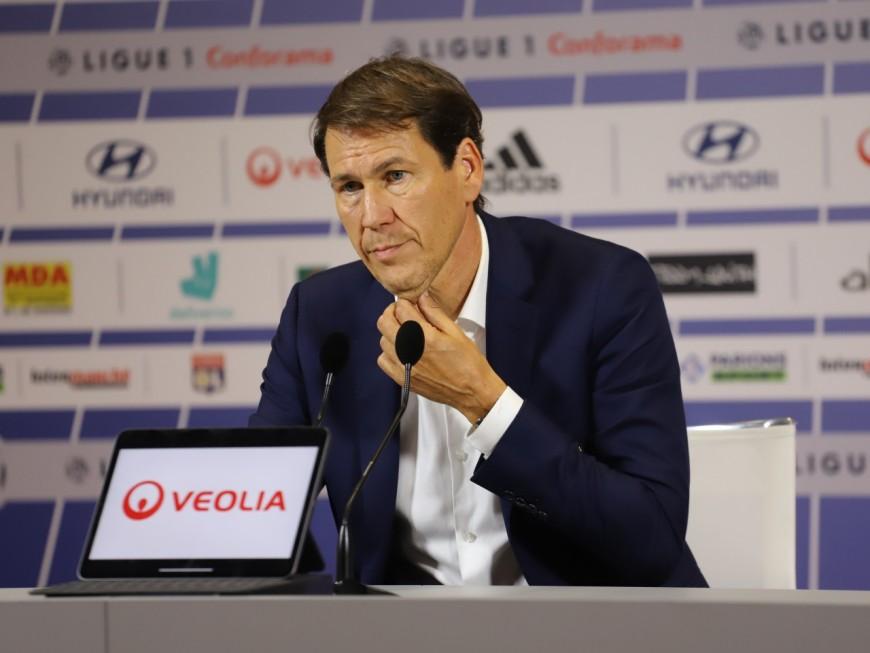 Face à Dijon, l'OL de Rudi Garcia ne doit plus perdre de temps
