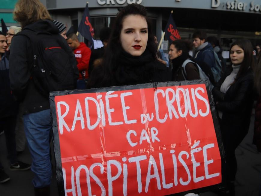 """Lyon : un rassemblement pour Doona, Anas et tous les étudiants """"mis en danger par le CROUS"""""""