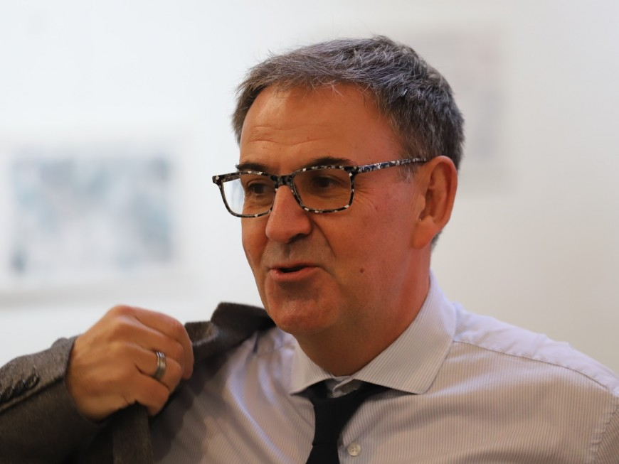 """Métropolitaines: David Kimelfeld présente neuf nouvelles mesures """"pour la transition écologique et démocratique"""""""