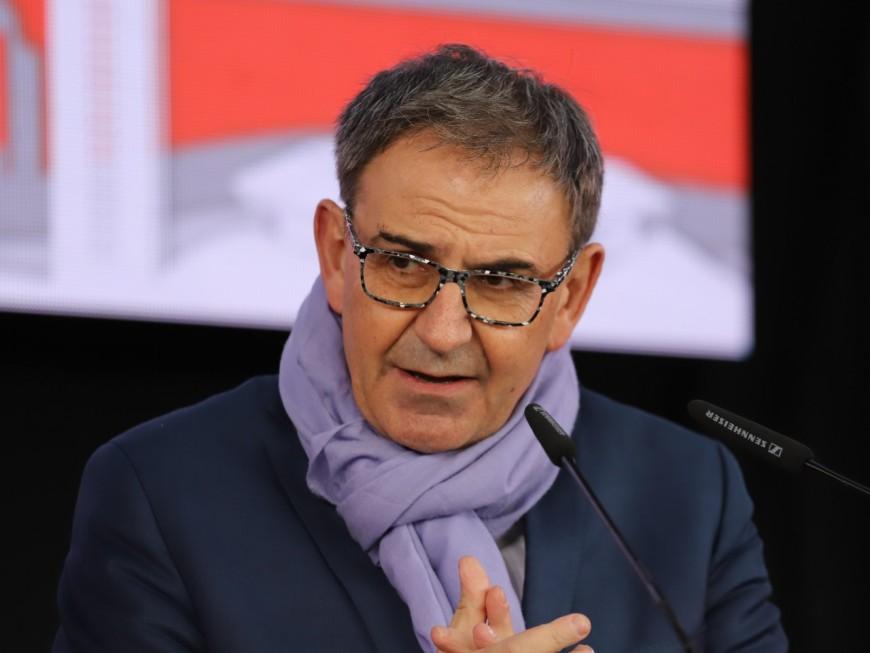 """Métropolitaines : David Kimelfeld craint """"une abstention massive"""" au second tour le 28 juin"""