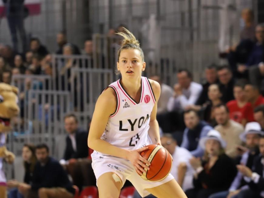 ASVEL Féminin: les Lyonnaises s'inclinent de nouveau en championnat (77-82)