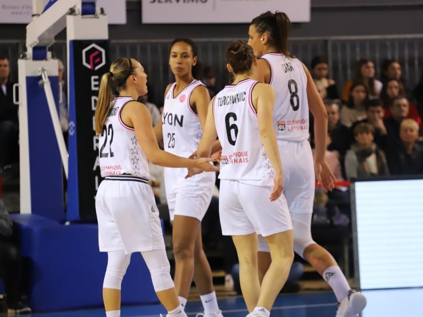 LDLC ASVEL Féminin: la finale de Coupe de France programmée le 18 septembre