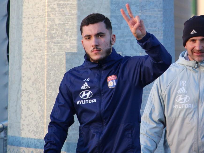 OL: Rayan Cherki prolonge jusqu'en 2023 (officiel)