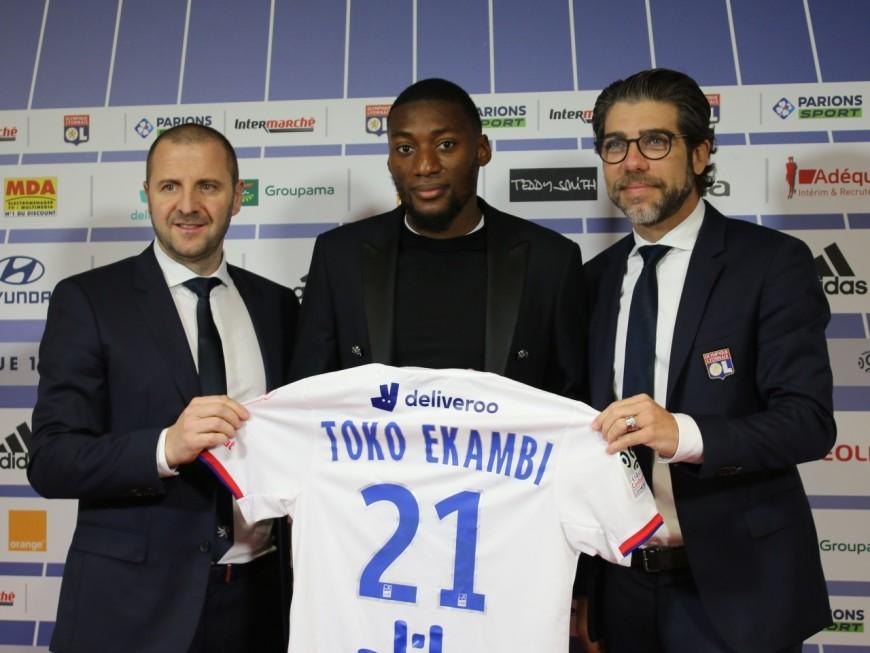 Sans coupe d'Europe, l'OL négocierait la prolongation du prêt de Karl Toko-Ekambi