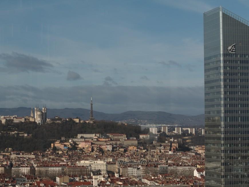 Manifestation contre les expulsions locatives et le logement cher à Lyon