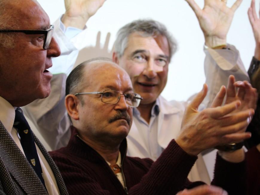 Lyon : l'hôpital Edouard Herriot célèbre les 20 ans de la première greffe des deux mains - VIDEO