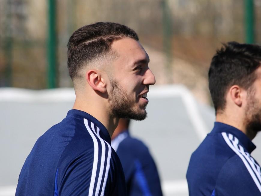 OL : un transfert sec d'Amine Gouiri vers Nice ?