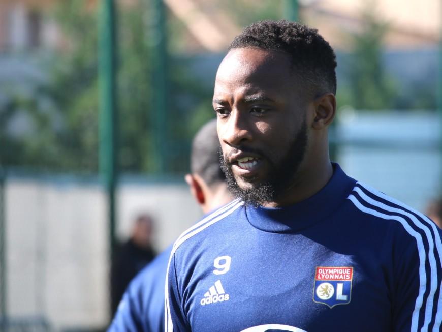 OL: Moussa Dembélé s'est cassé le bras à l'entraînement