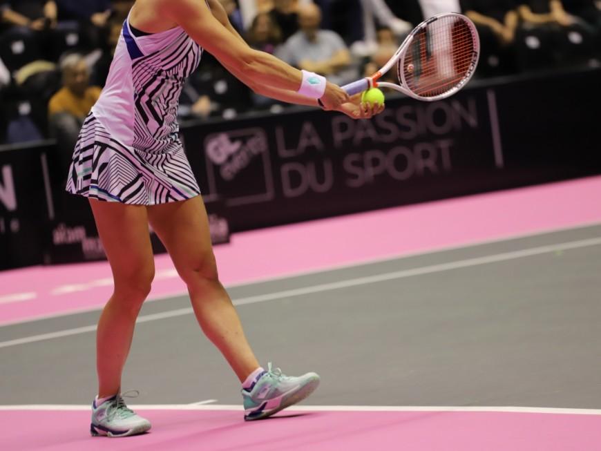 Open 6eme Sens : Sofia Kenin remporte la première édition du tournoi lyonnais
