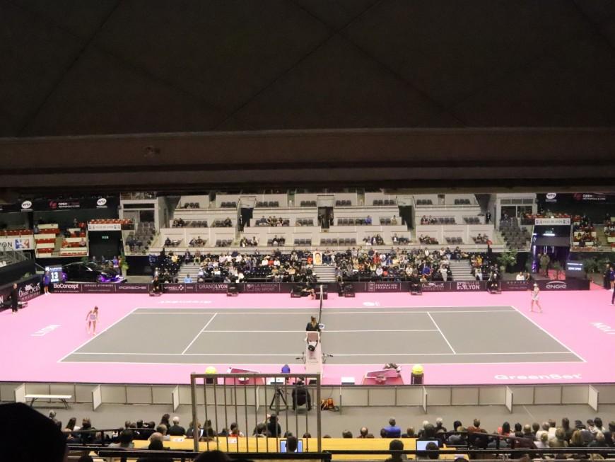 Lyon : quelle place pour l'Open 6e Sens au sein du circuit WTA ? VIDEO
