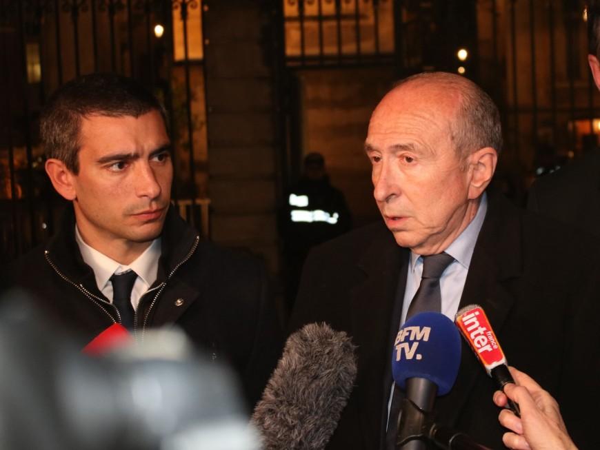 Métropole et Lyon : Gérard Collomb et Yann Cucherat renoncent à une alliance au second tour