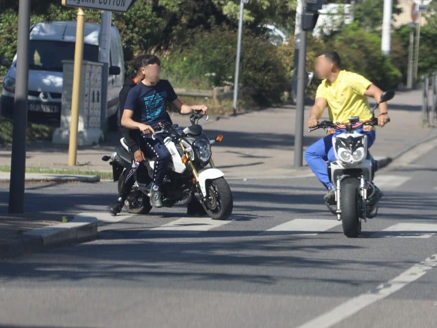 Vaulx-en-Velin : le rodéo tourne mal, il termine à l'hôpital