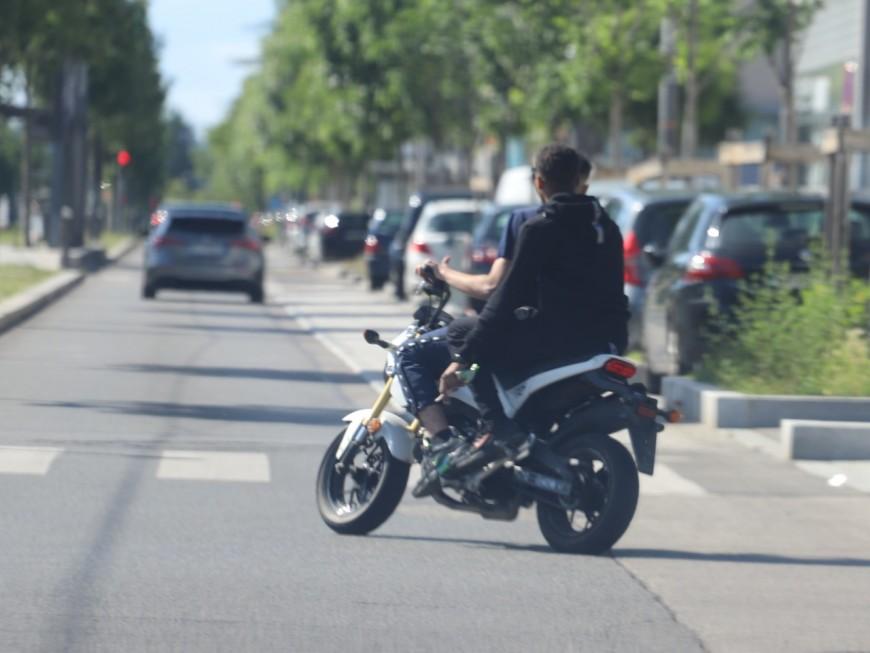 Lyon : les forces de l'ordre ciblent rodéos urbains ce week-end