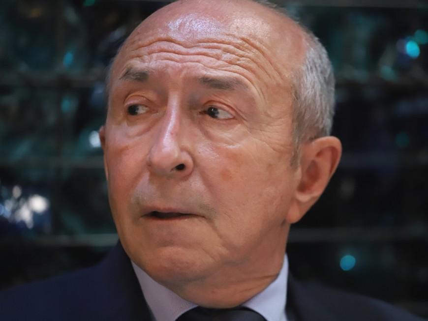 """Gérard Collomb : """"Il faut répondre fortement à cette montée de la violence"""""""
