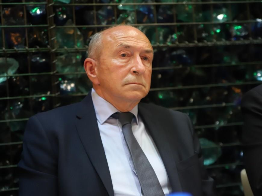 """Professeur décapité : """"Nous avons tous été horrifiés par l'acte barbare"""" réagit Gérard Collomb"""