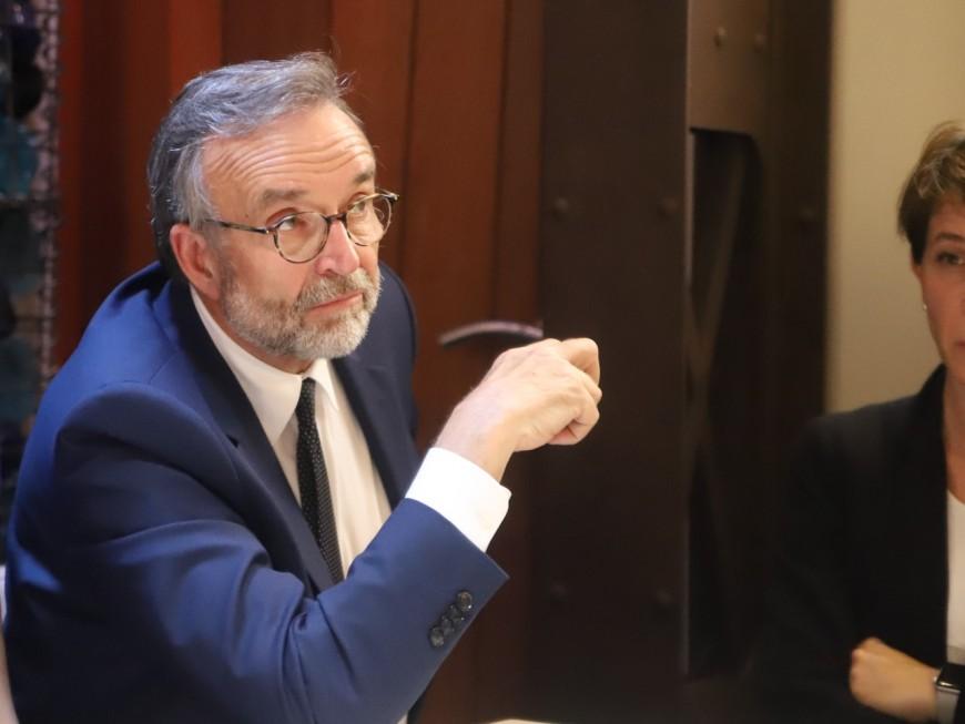 """Couvre-feu dans la Métropole de Lyon : Etienne Blanc (LR) réclame un """"plan d'urgence pour la survie de notre capitale de la gastronomie"""""""