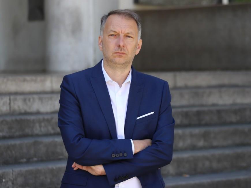 Lyon : pour le président de la Métropole Bruno Bernard, Anne Hidalgo n'est pas assez écolo