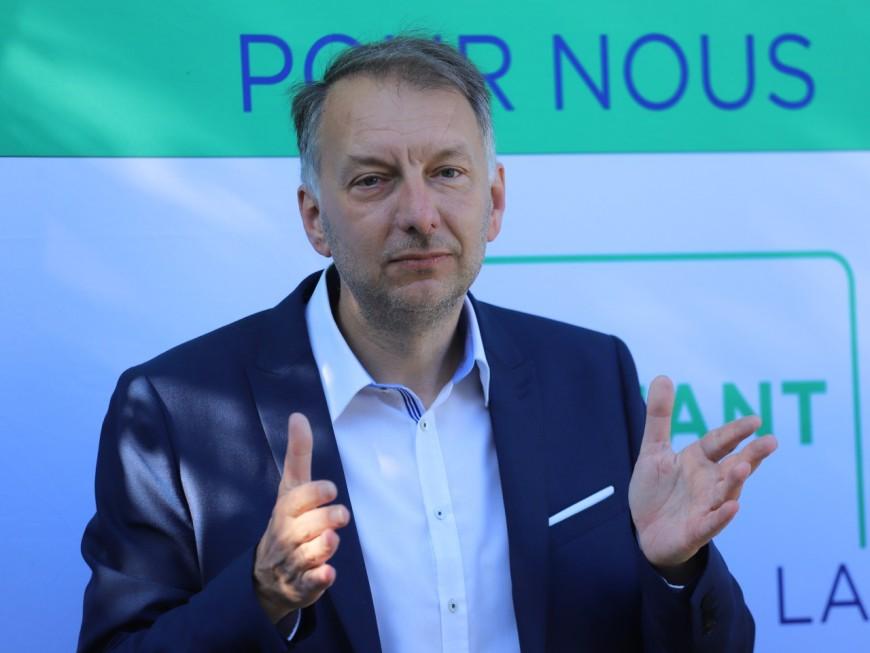 Métropolitaines : Bernard (EELV) bat Buffet dans sa circonscription de Lônes et Coteaux