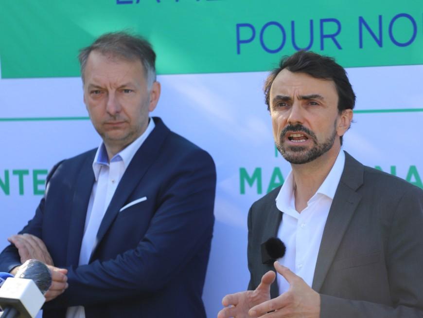 Lyon : Grégory Doucet et Bruno Bernard iront mercredi à Genève au siège mondial de l'OMS