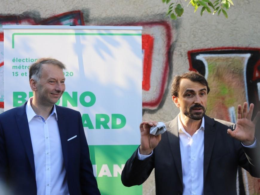 """Rencontre avec Jean Castex : une simple """"opération de communication"""" pour le maire de Lyon et le président de la Métropole"""