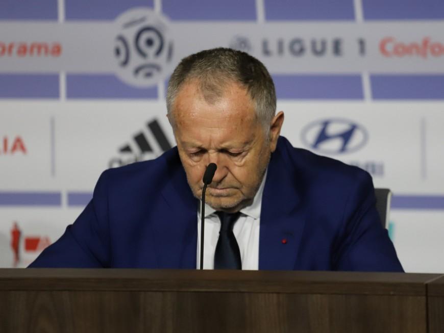 OL : Jean-Michel Aulas répond à Grégory Coupet