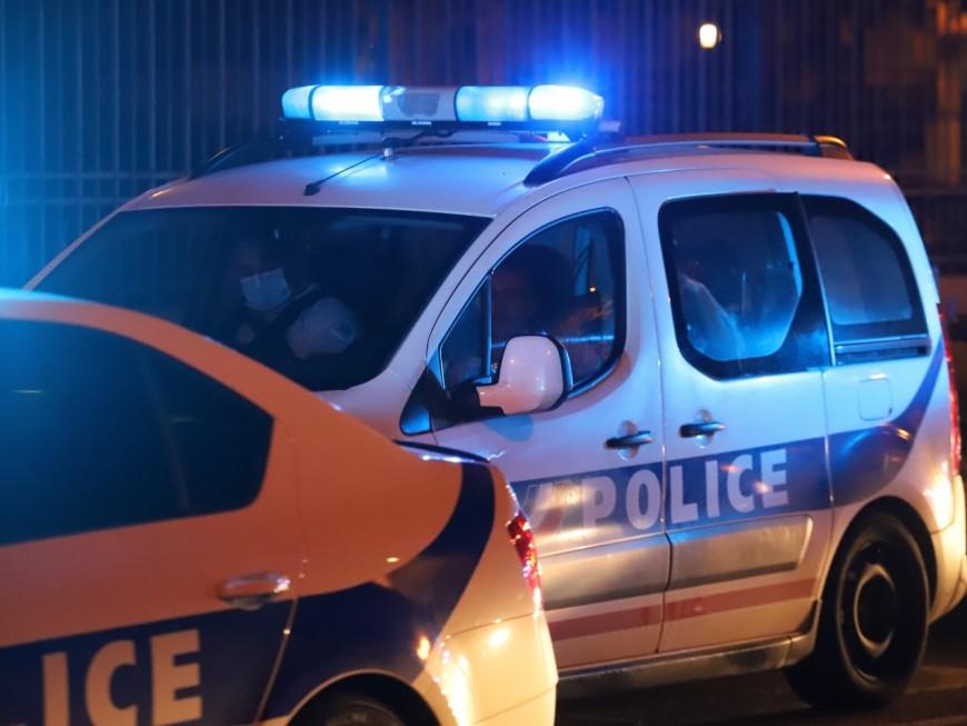 Un homme blessé par balles près de Lyon