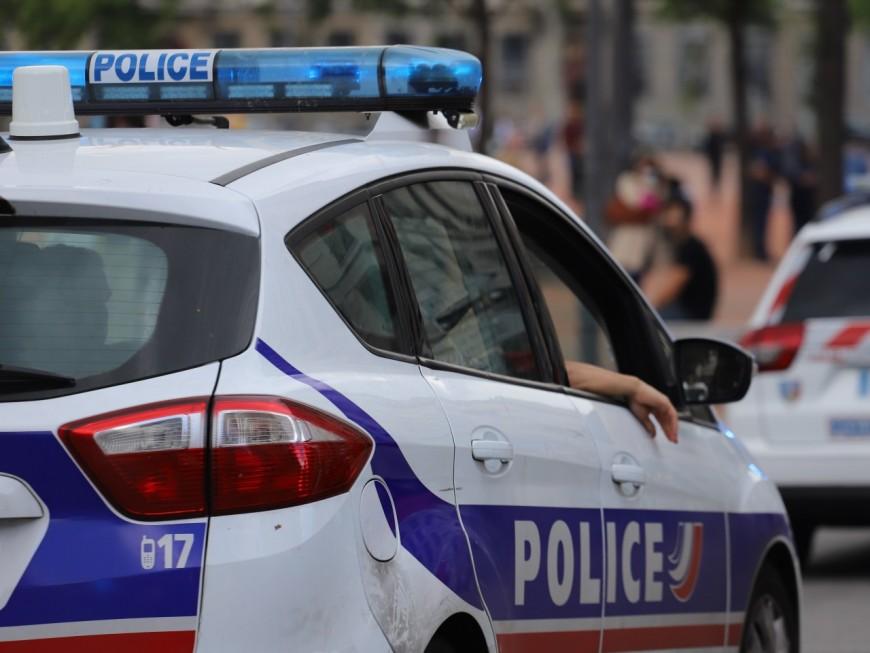 Près de Lyon: un homme interpellé pour un défaut de permis près d'un point de deal