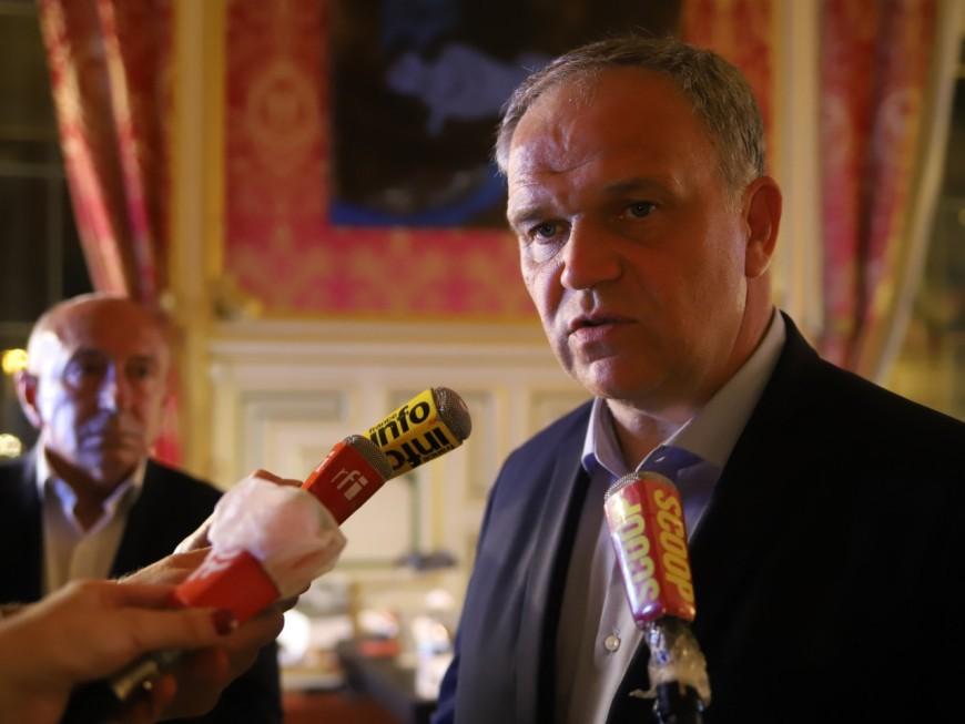 Sénatoriales dans le Rhône : François-Noël Buffet et Catherine Di Folco investis par les Républicains