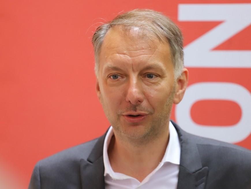 Bruno Bernard démissionne du bureau exécutif d'EELV pour se consacrer à la Métropole de Lyon