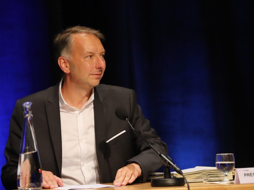 """Vote de la hausse des indemnités à la Métropole de Lyon : """"Cette décision ne devrait pas nous revenir"""""""