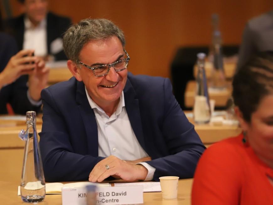 Lyon : David Kimelfeld lance son mouvement Les Progressistes