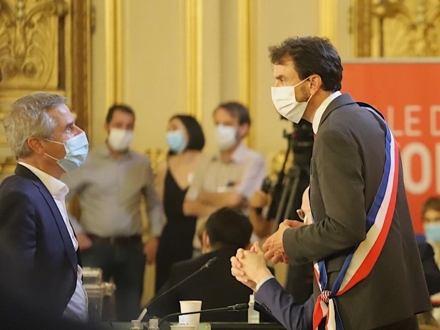Lyon : les conseils d'arrondissement maintenus en présentiel par Grégory Doucet